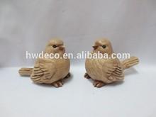 2014 new polyresin bird