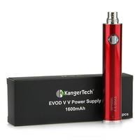 KangerTech EVOD VV EVOD Twist Variable Voltage ecig Battery 1600mAh 3.2~4.8V