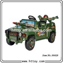 99829 RC Ride on car simulation gun sound car New