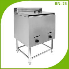 Industrial 2 Tank 2 Basket Gas chicken Deep Fryer BN-75