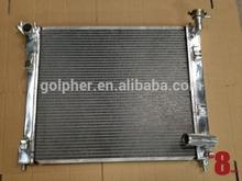 FOR NISSAN 04 LAFESTA B30 ALUMINUM RADIATOR RACING RADIATOR CAR COOLING SYSTEM