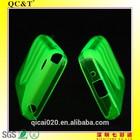 Green S style TPU phone CASE for LG L35 D150 /D157F/L35 DUAL