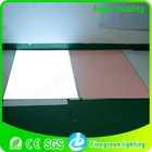 pink off white on A0(119*84CM)electroluminescent panel