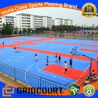 basketball court covering