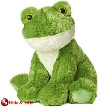 High quality custom stuffed frog