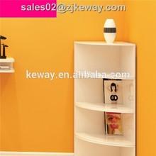 Modern home wall decorative storage CD rack