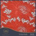 contemporânea floral vermelho vestido de noiva laço padrões