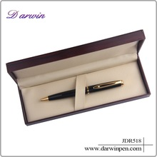 Copper metal ballpen, ballpen with gift box, promotional ballpen manufacturers