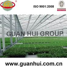 EPS insulated prefab green house
