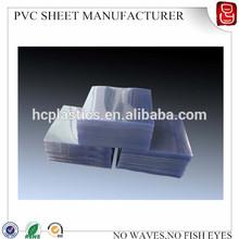 Laminate A4 80 microns /inkjet printable PVC plastic A4 300 microns pvc sheet