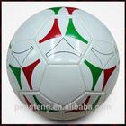 Pengteng machine stitched pvc size 5 soccer ball football
