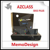 Digital Satellite receiver azamerica s1005 original azclass s933 hd sks nagra 3 Satellite Dish TV Receiver azclass s933