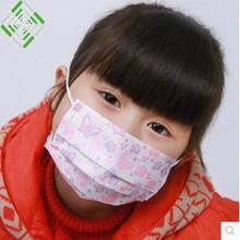 3 ply non-woven mask pictures for kids Jinshun manufactory Guangzhou P06
