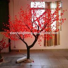 Tree light flashing window light