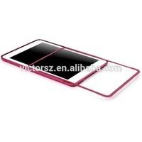2014 Aluminium Bumper Snap-on Case for iPad Mini