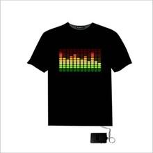 Sound active LED T-Shirt