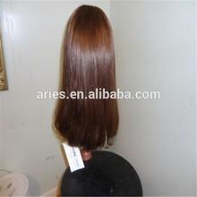 3/4 Head Jewish Band Fall Wigs