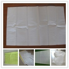 White color pp woven sack for sugar