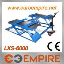 high quality scissor lift hoists/small electric scissor lift/auto scissor lift