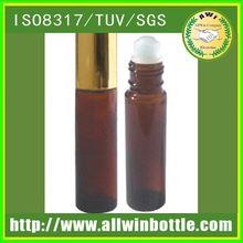 30ml glass roll on perfume bottle deodorant bottle for physical odor