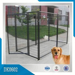 Indoor Metal Dog Kennel Run