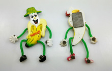 Custom resin souvenir fridge magnet