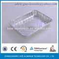 Baratos los platos de papel de aluminio de la placa de comida/platos
