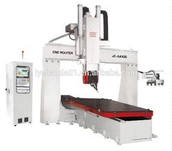 Hot sale ! 5 axis cnc lathe / cnc machine price in india / cnc faceting machine