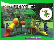 St.Fort Wilderness-Series outdoor playground slide for children outsides