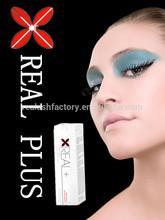 REAL PLUS eyelashes products and strong long lasting eyelash extension serum/liquid