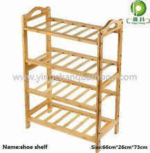 bamboo shoe rack bench Wood Shoe Rack