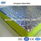 Aluminium Foil Faced Fiberglass Duct Insulation Glass Wool