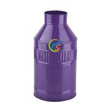 Smooth powder coating metal jug ( liquid & flower )