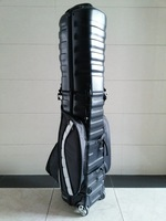 Deluxe Bag and Hard Case Golf Club Travel Cover