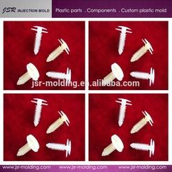 China alibaba ! Guangdong manufacturer custom plastic rivet auto clip