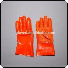 automotive mechanic anti-friction pvc dotted gloves