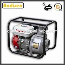 2 inch 50mm Aodisen GP80, 168F 5.5hp GX160 honda engine, 163cc, hand start, hot sale, portable agricultue gasoline water pump