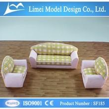 1:20/1:25/1:30/1:50/1:75/1:100 ho mini model sofa/architectural model materials for interior scale model
