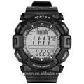 Pesca relógio barómetro à prova d ' água 3ATM termômetro altímetro homens esportes militares relógios de pulso SPOVAN LCD relógios esportivos digitais