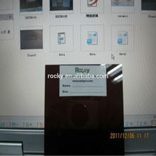 best price 2mm 3mm 4mm 5mm 6mm glass sheet black