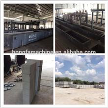 YTong aac block machine Hongfa company machinery in Iraq , Indonesia , India , Myanmar , Kazakhstan