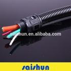 CE UV flexible corrugated nylon hose