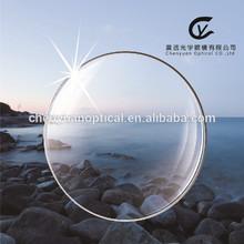 1.499 single vision 55mm blue light lens wholesale eyeglass lenses