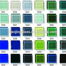clear /colored glass bricks/decorative glass blocks