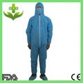 hubei mek xiantao saúde itens sms pp ebola produtos impermeáveis descartáveis roupa de protecção