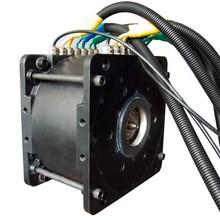 Brushless DC motor for electric car&motorcycle BLDC motor 48V/72V96V 20KWW Water cooling MOTOR