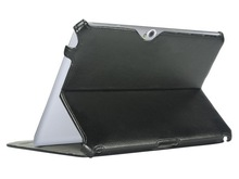 Best Selling Multi-stand leather case for Acer ICONIA_W510