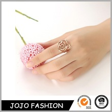 Female Stylish Latest Fashion Wholesale Rose Gold Rings