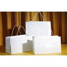 2015 unique design paper shopping bag