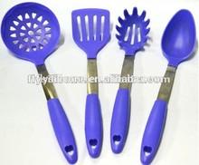 Food silicone kitchen utensils Made in China kitchen supplies